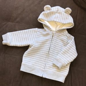 Old Navy Infant sweater w/ ears.